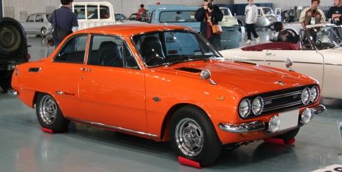1970 Isuzu Bellett GTR