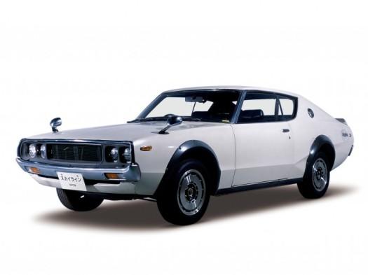 1973 Skyline HT 2000GT-R