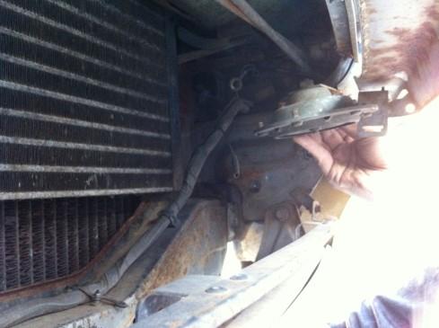 Remounting the 280z horn - DailyDatsun.com