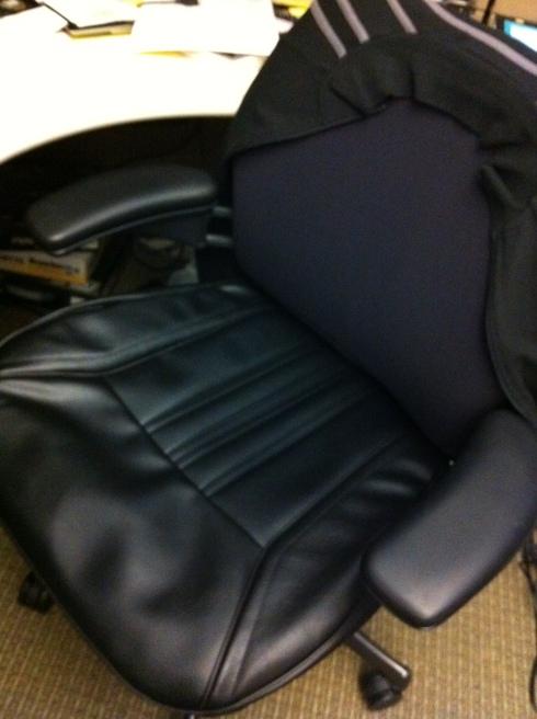 1976 280z seat cover - bottom