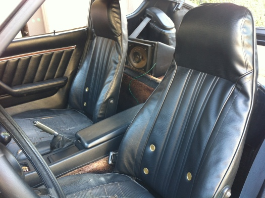 280z seat backs - installed