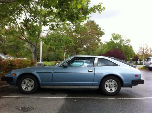 Nissan Datsun 280zx 2+2 - blue
