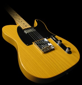 Fender Telecaster - Butterscotch Blonde