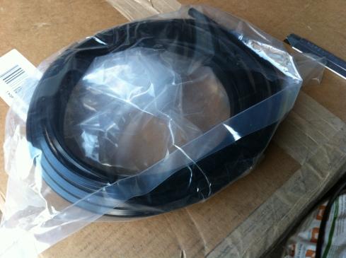 280z rubber molding - Daily Datsun
