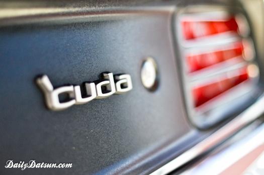 Barracuda - Daily Datsun