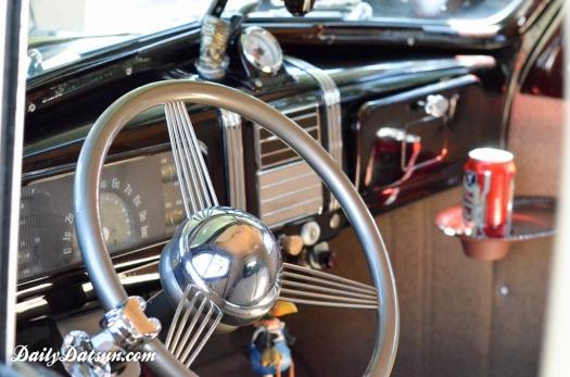 Jeweled suicide knob - Daily Datsun
