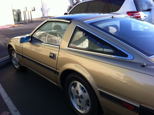 Daily Datsun Zpotted - NoRezon 300zx