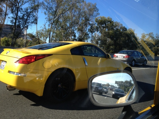 Yellow 350z - Daily Datsun
