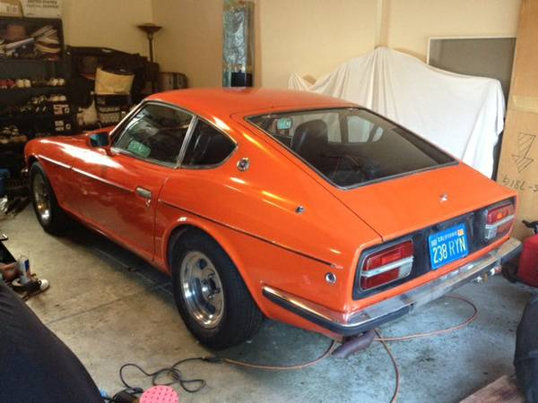 Craigslist – 1972 Datsun 240z – cheap – the DAILY DATSUN