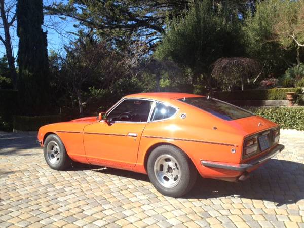 craigslist 1972 datsun 240z cheap the daily datsun. Black Bedroom Furniture Sets. Home Design Ideas
