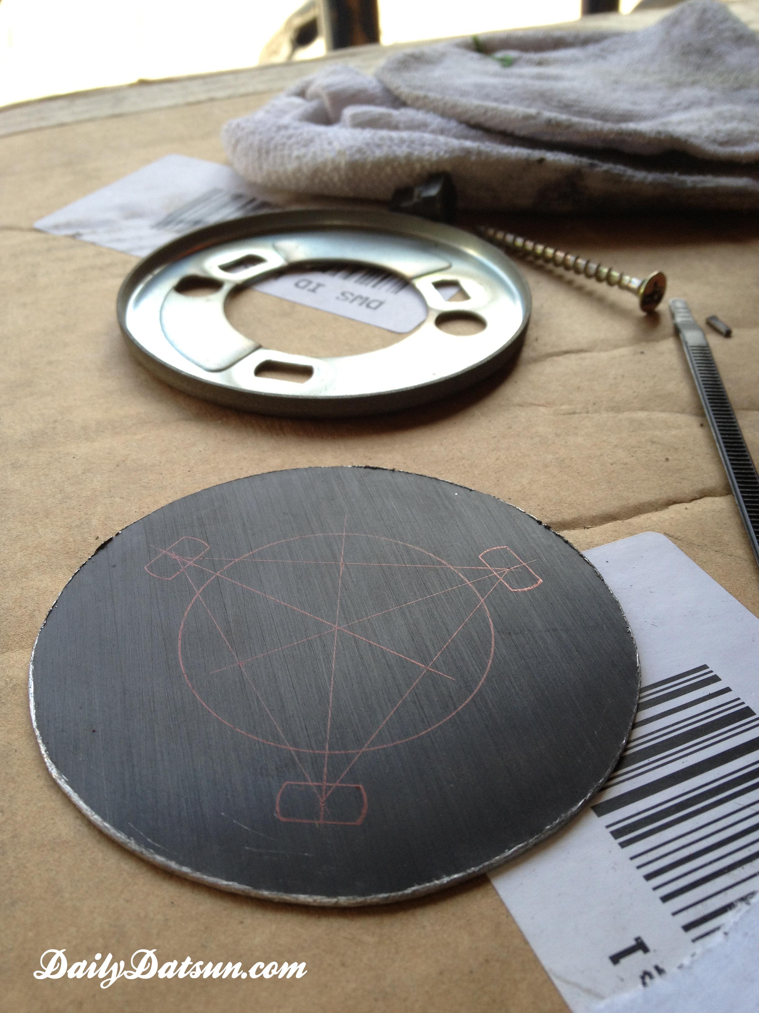 Electrics The Daily Datsun 240z Wiring Diagram Backup Lights 280z Steering Wheel 4